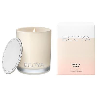 Ecoya Vanilla Bean Mini Candle