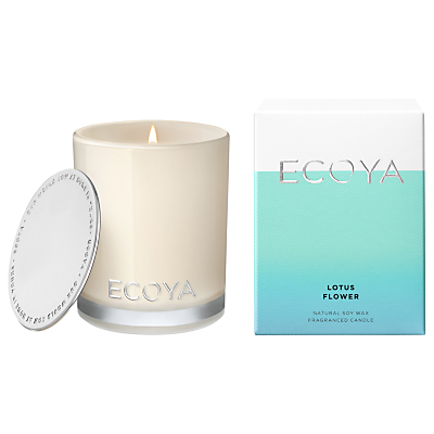 Ecoya Lotus Flower Mini Candle