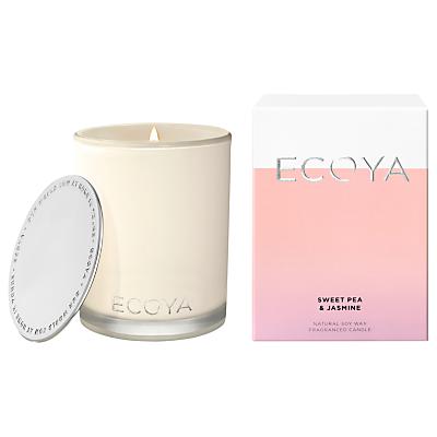Ecoya Sweet Pea & Jasmine Candle