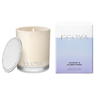 Ecoya Coconut & Elderflower Mini Candle