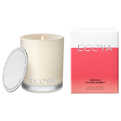 Ecoya Guava & Lychee Mini Candle