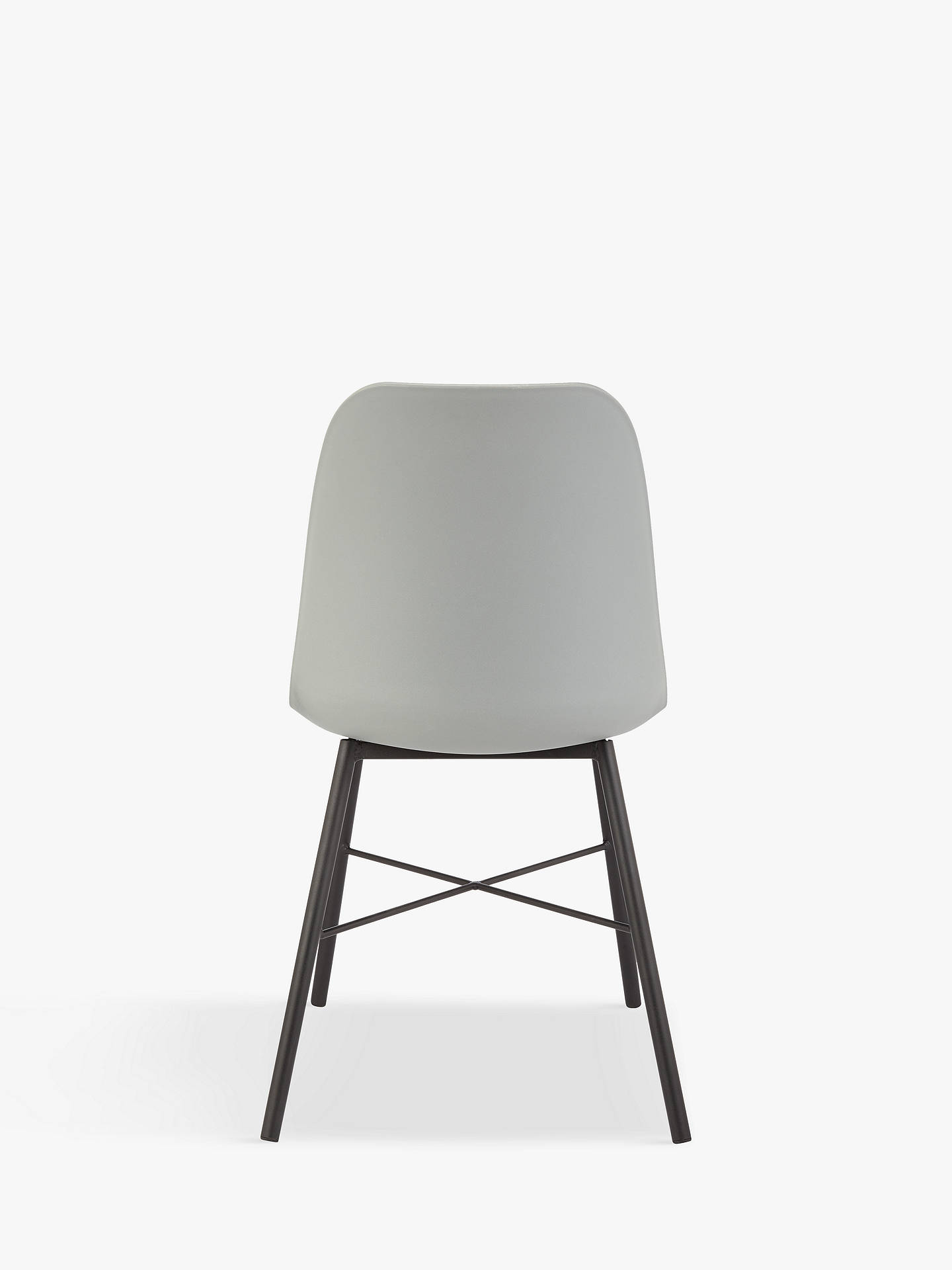BuyHouse by John Lewis Whistler Dining Chair, Dusty Grey Online at johnlewis.com