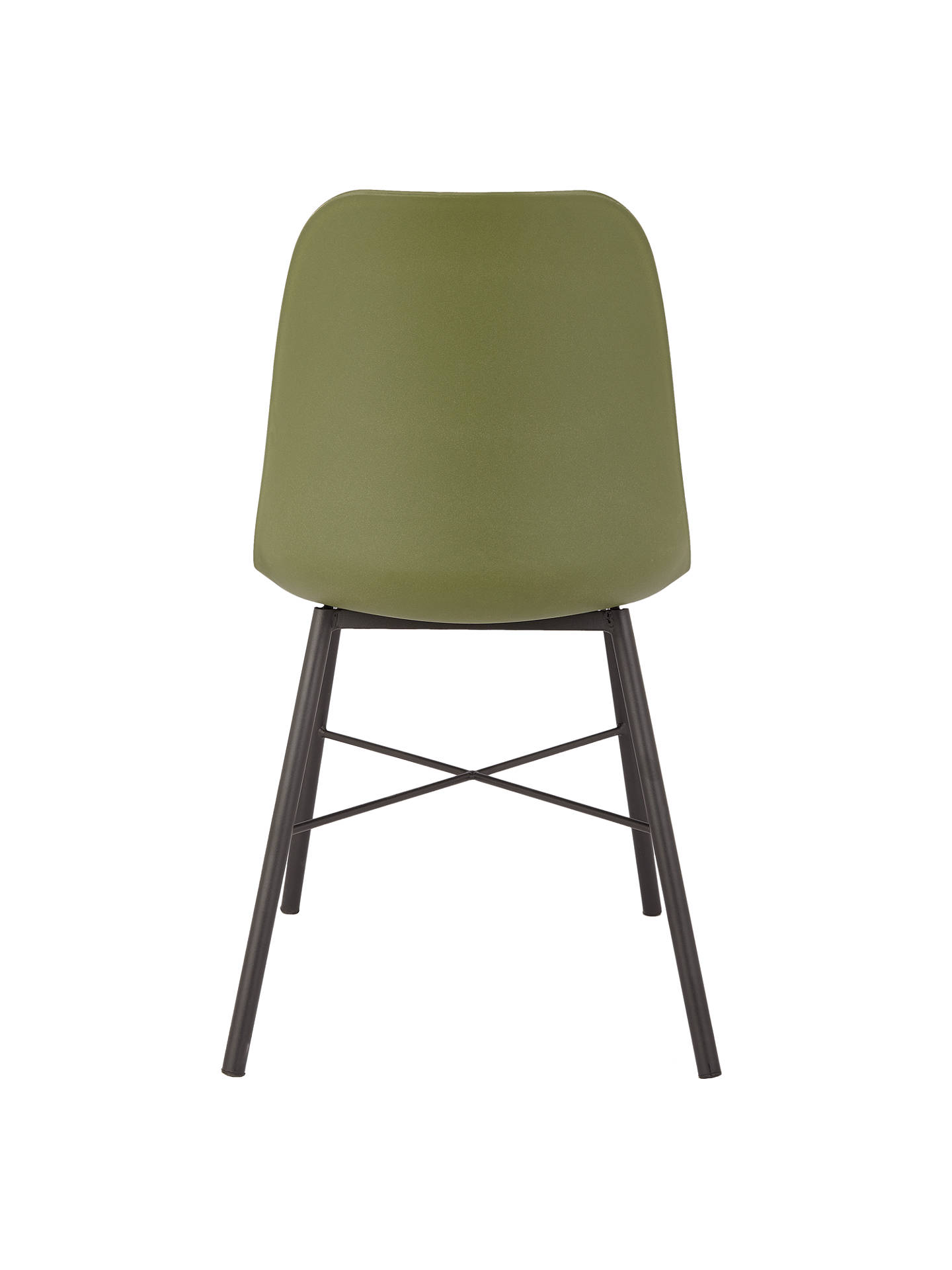 BuyHouse by John Lewis Whistler Dining Chair, Khaki Online at johnlewis.com
