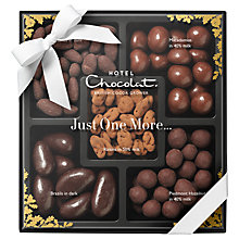 Buy Hotel Chocolat Just One More Chocolate Nibbles Collection, 430g Online at johnlewis.com