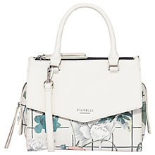 Buy Fiorelli Mia Small Grab Bag, Autumn Botanical Online at johnlewis.com