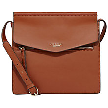 Buy Fiorelli Mia Large Cross Body Bag, Tan Online at johnlewis.com