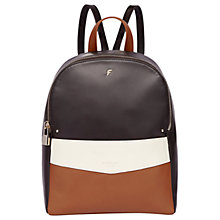 Buy Fiorelli Trenton Backpack, Raven Mix Online at johnlewis.com
