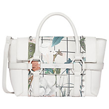 Buy Fiorelli Barbican Small Flapover Patterned Tote Bag Online at johnlewis.com