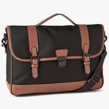 Buy John Lewis Elevate 15 Laptop Briefcase, Black Online at johnlewis.com