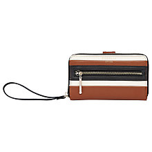 Buy Fiorelli Abbey Dropdown Zip Around Purse Online at johnlewis.com