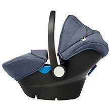 Buy Silver Cross Simplicity Group 0+ Baby Car Seat, Midnight Online at johnlewis.com