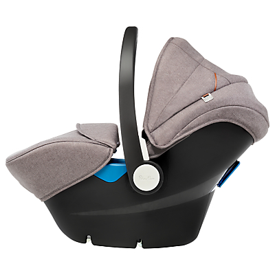 Silver Cross Simplicity Group 0+ Baby Car Seat, Sable