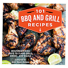 Buy 101 BBQ and Grill Recipes Online at johnlewis.com