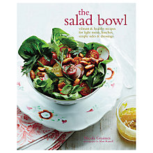 Buy The Salad Bowl Recipe Book Online at johnlewis.com