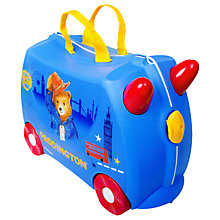 Buy Trunki Paddington Bear Ride, Blue Online at johnlewis.com