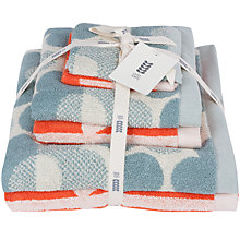 Buy Orla Kiely 6 Piece Mixed Towel Bale Online at johnlewis.com