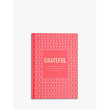 Buy kikki.K Gratitude Journal, Inspiration Online at johnlewis.com