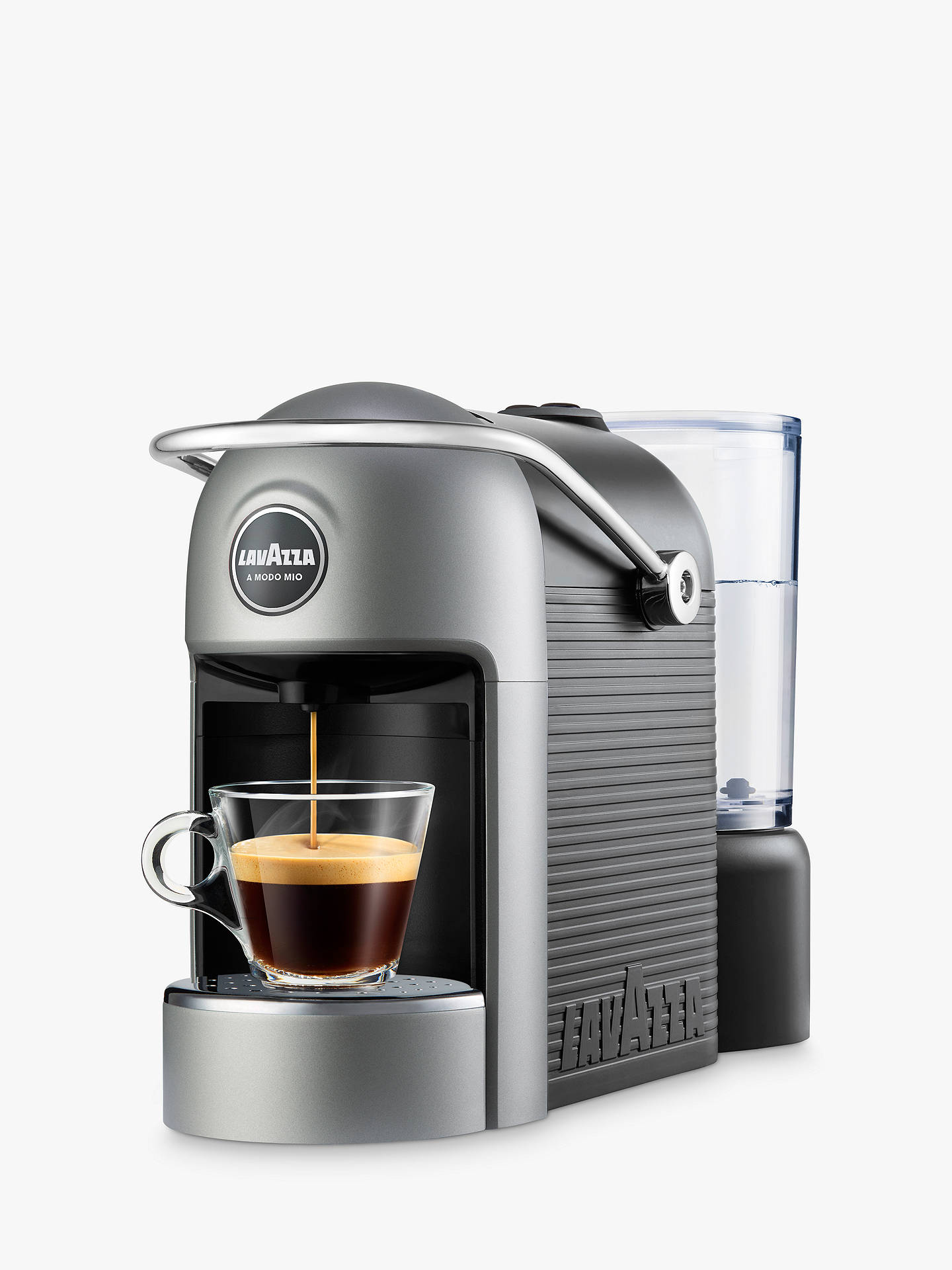 lavazza a modo mio jolie plus coffee machine at john lewis. Black Bedroom Furniture Sets. Home Design Ideas