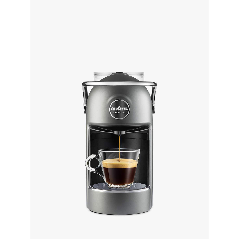 BuyLavazza A Modo Mio Jolie Plus Coffee Machine, Gun Metal Grey Online At  Johnlewis.
