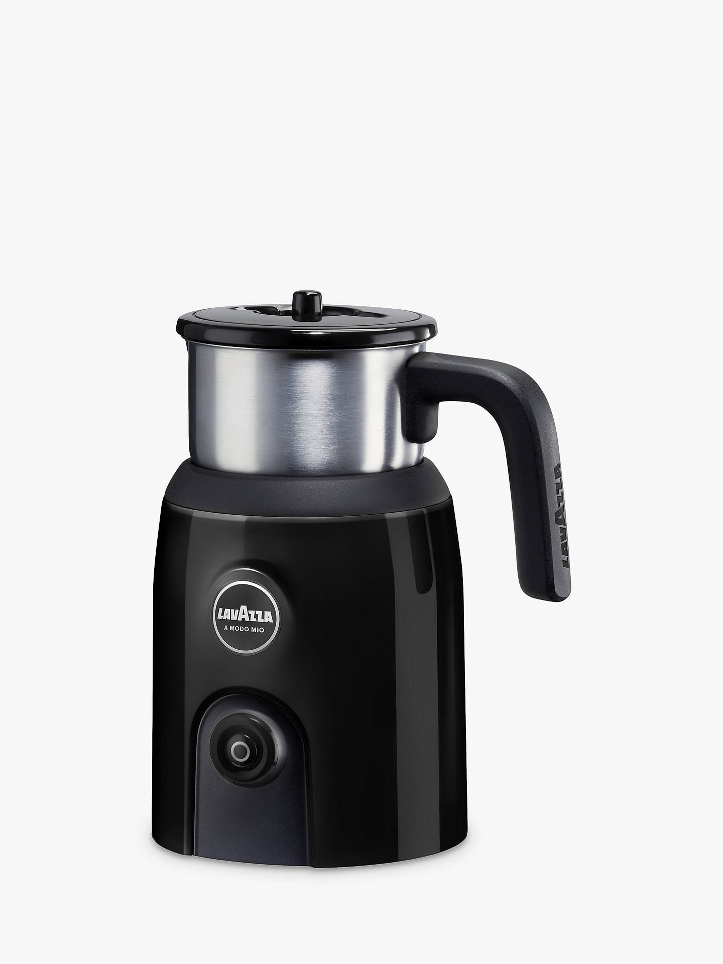 Buy Lavazza MilkUp Milk Frother, Black Online at johnlewis.com