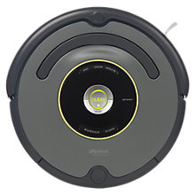 Buy iRobot Roomba 651 Robot Vacuum Cleaner Online at johnlewis.com