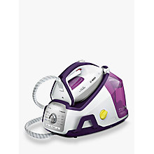 Buy Bosch TDS8040GB ProHygienic Steam Iron, Purple Online at johnlewis.com
