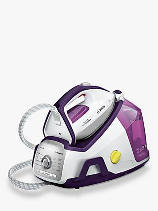 Bosch TDS8040GB ProHygienic Steam Generator Iron, Purple