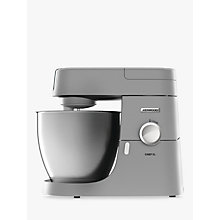Buy Kenwood KVL4100S Chef Premier XL Stand Mixer, Silver Online at johnlewis.com
