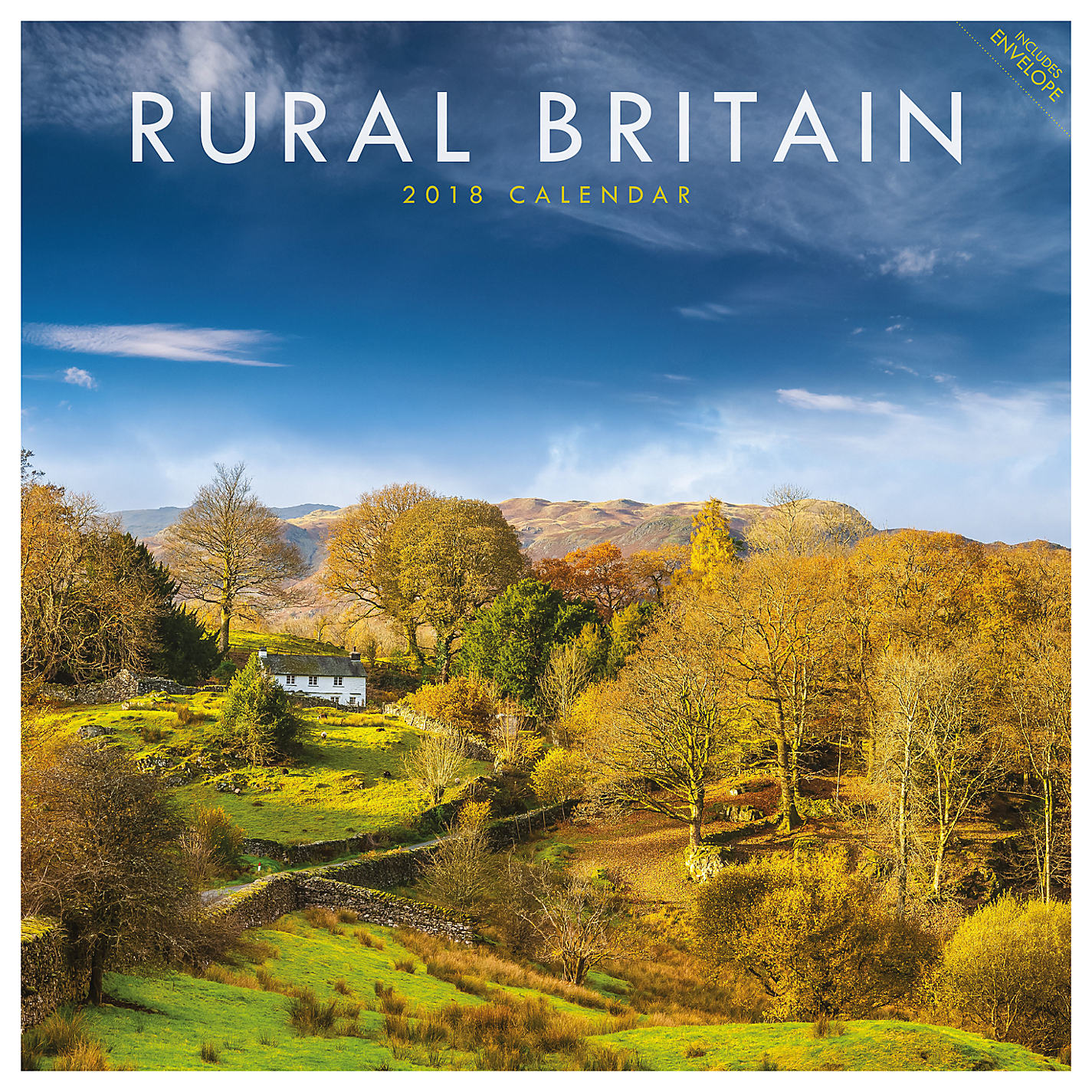 Rural Britain 2018 Calendar Online At Johnlewis