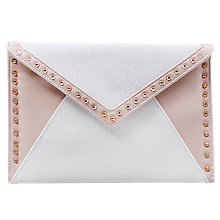 Buy Carvela Deana Envelope Clutch Bag Online at johnlewis.com