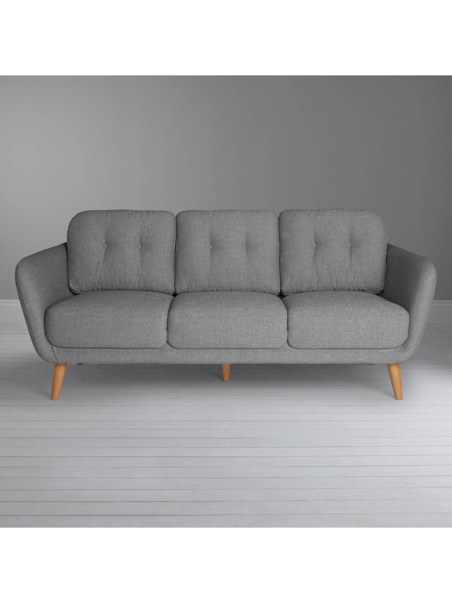Buy House by John Lewis Arlo Large 3 Seater Sofa Online at johnlewis.com