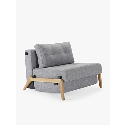 Innovation Cubed 90 Chair Bed with Serpentine Sprung Foam Mattress