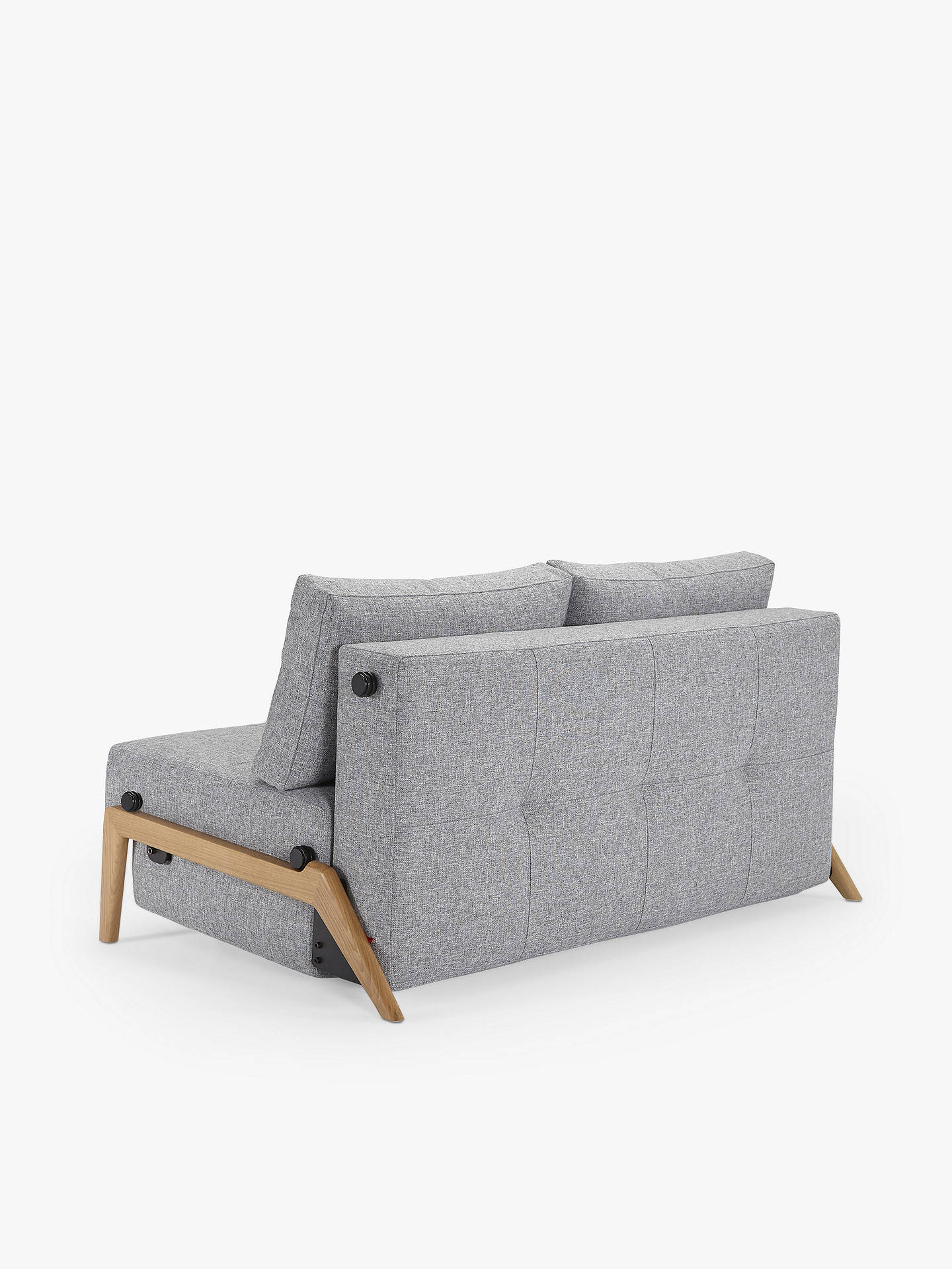 Enjoyable Innovation Living Cubed 140 Sofa Bed With Serpentine Sprung Gmtry Best Dining Table And Chair Ideas Images Gmtryco