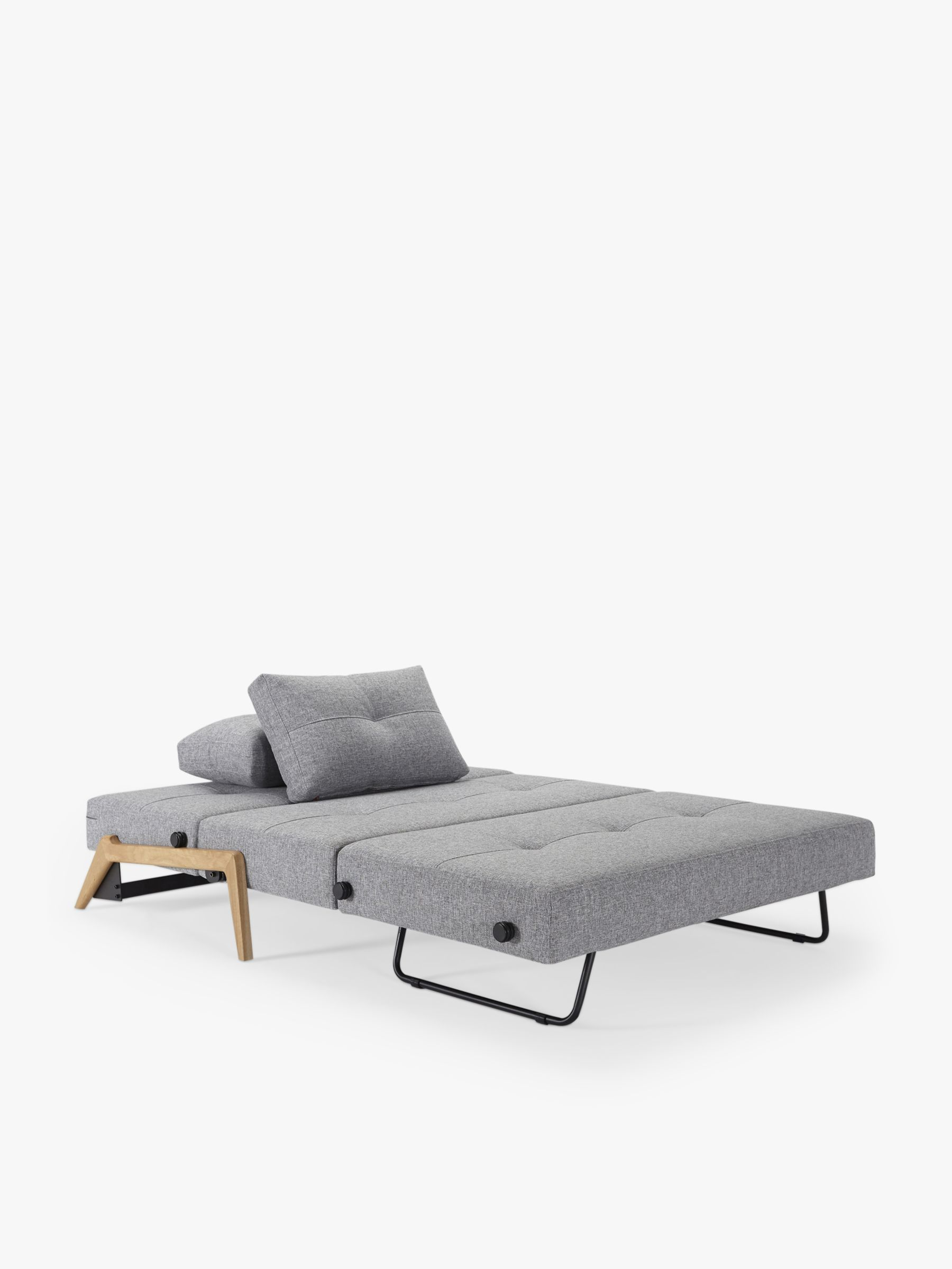 Buy Innovation Cubed 140 Sofa Bed with Serpentine Sprung Foam