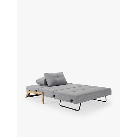 Buy Innovation Cubed 140 Sofa Bed with Serpentine Sprung Foam Mattress