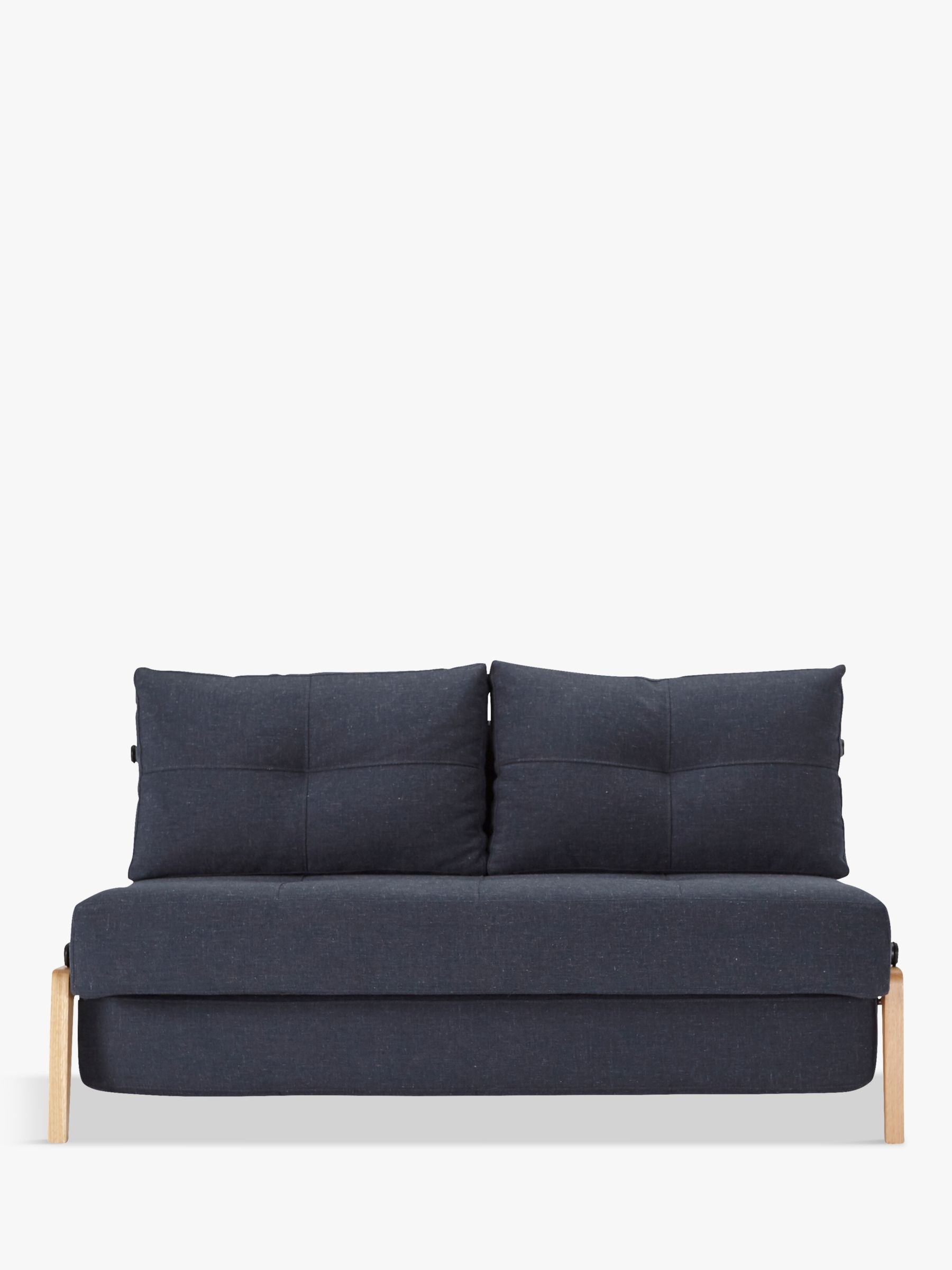 Serpentine Sprung With Foam Sofa Living Cubed Blue 140 MattressNist Bed Innovation If6vYbyg7