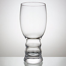 Buy Dartington Crystal Brew Craft Cider Glass, Clear, 520ml Online at johnlewis.com