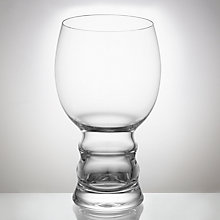 Buy Dartington Crystal Brew Craft Stout and Strong Glass, Clear, 570ml Online at johnlewis.com