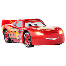 Buy Sphero Disney Pixar Cars 3 Ultimate Lightning McQueen App-Enabled Car Online at johnlewis.com
