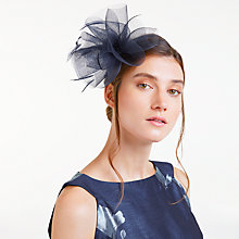 Buy John Lewis Amelia Crin Fascinator Online at johnlewis.com