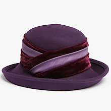 Buy John Lewis Cassie Felt Occasion Hat Online at johnlewis.com