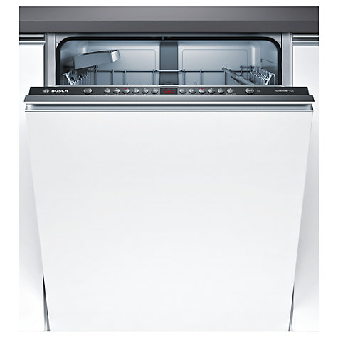 bosch smv46ix01g integrated dishwasher