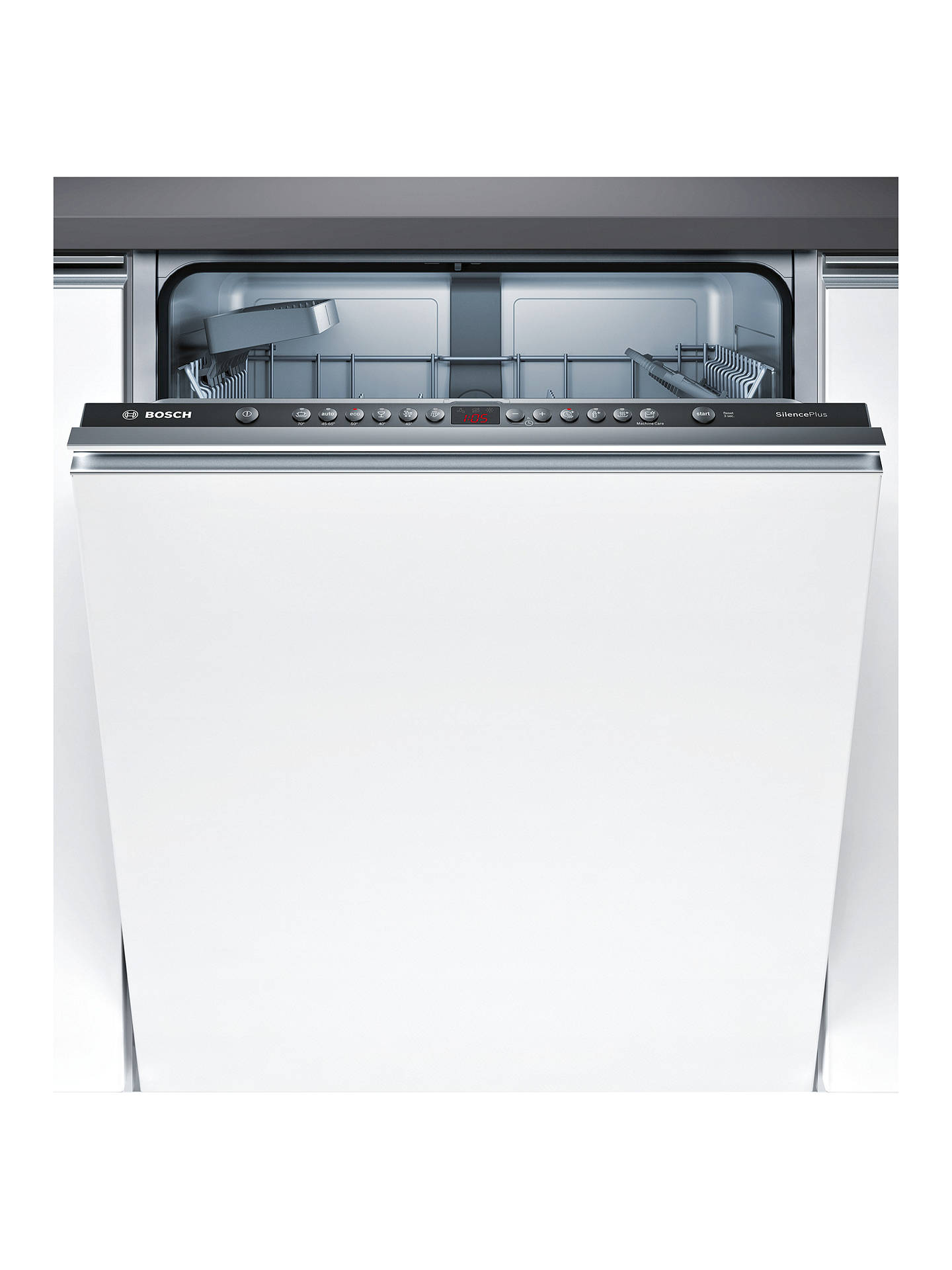 Buy Bosch SMV46IX01G Integrated Dishwasher Online at johnlewis.com