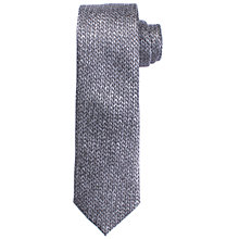 Buy Kin by John Lewis Zig Zag Tie, Grey Online at johnlewis.com