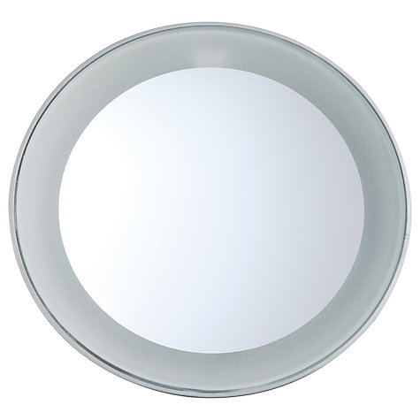 Buy Tweezerman Led 15x Magnifying Mirror John Lewis