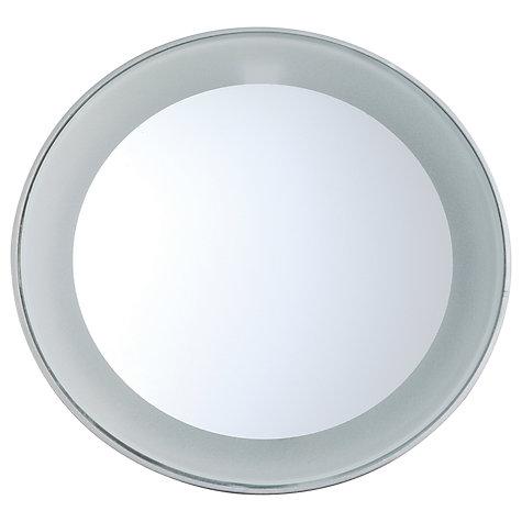 15x magnifying mirror. buy tweezerman led 15x magnifying mirror online at johnlewis.com x