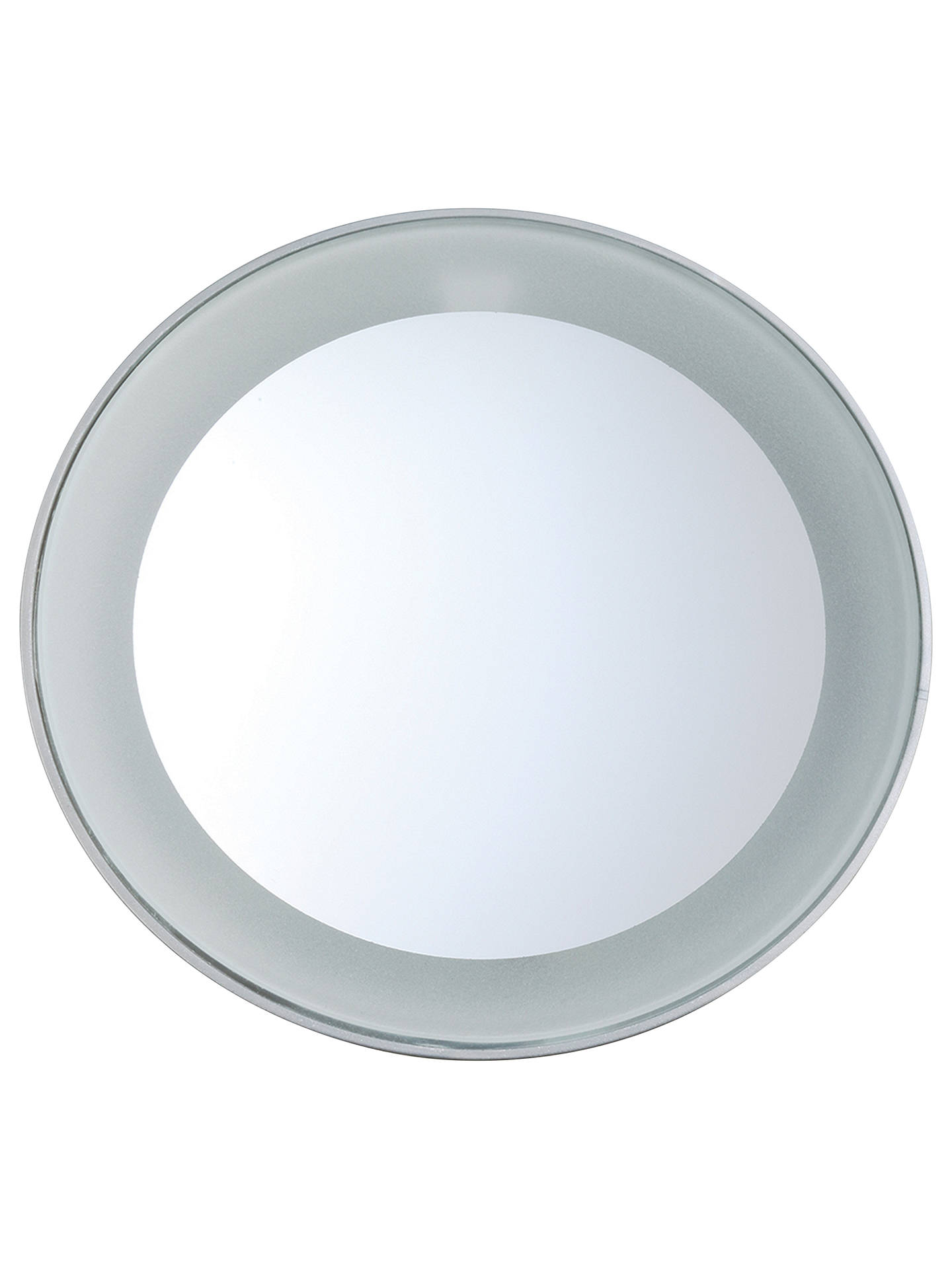 Tweezerman Led 15x Magnifying Mirror At John Lewis Amp Partners