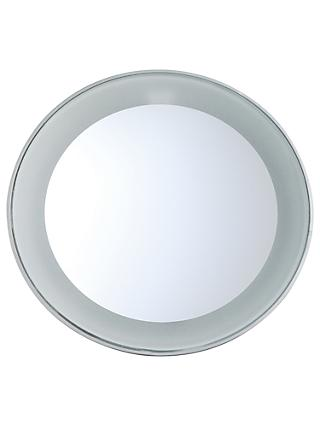 Tweezerman LED 15x Magnifying Mirror