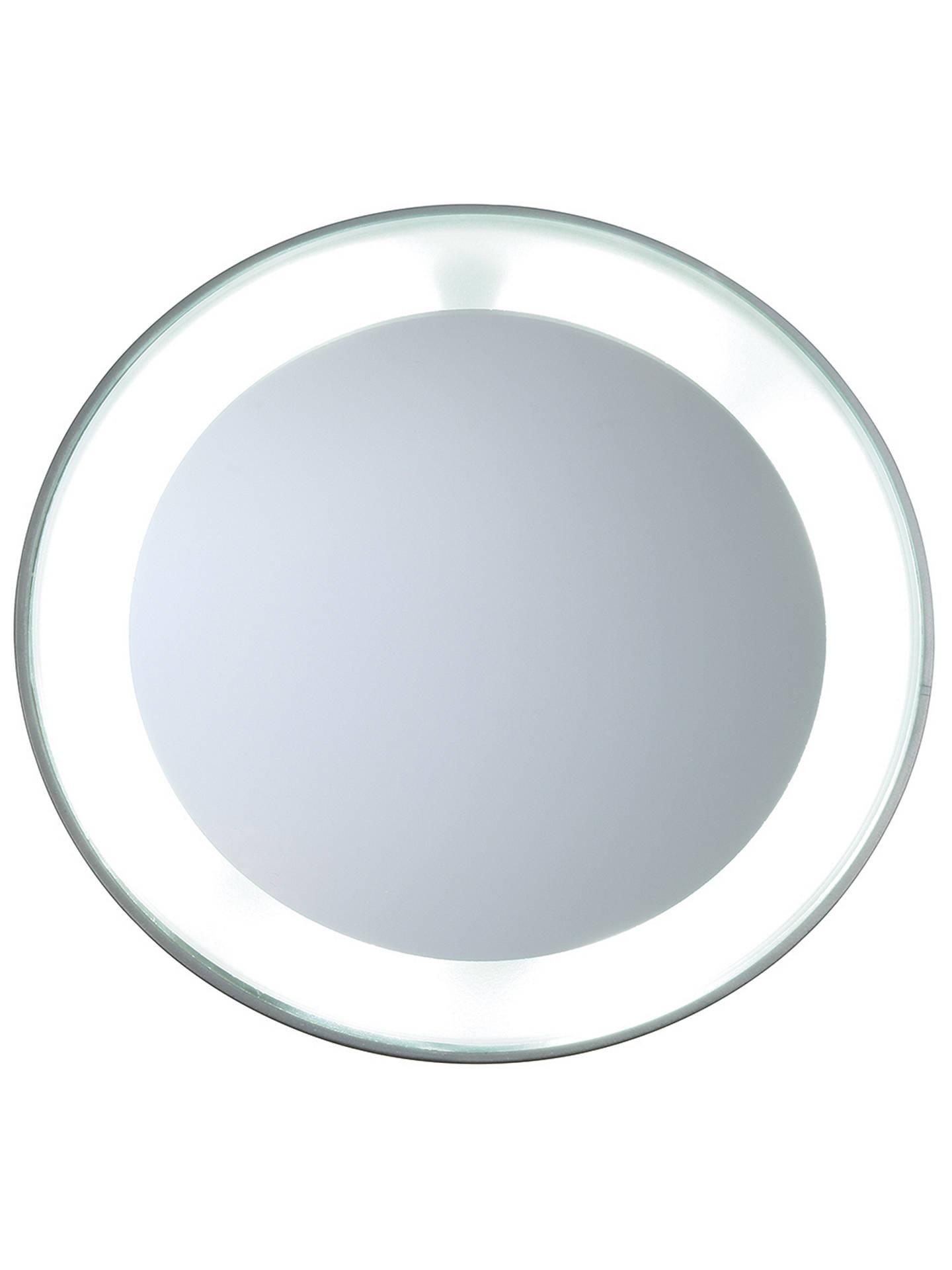 Tweezerman Led 15x Magnifying Mirror At John Lewis Amp Partners