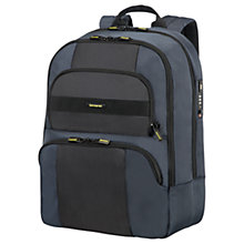 "Buy Samsonite Infinipak Security 15.6"" Laptop Backpack Online at johnlewis.com"